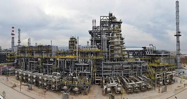 Tüpraş refinery (Sabah File Photo)