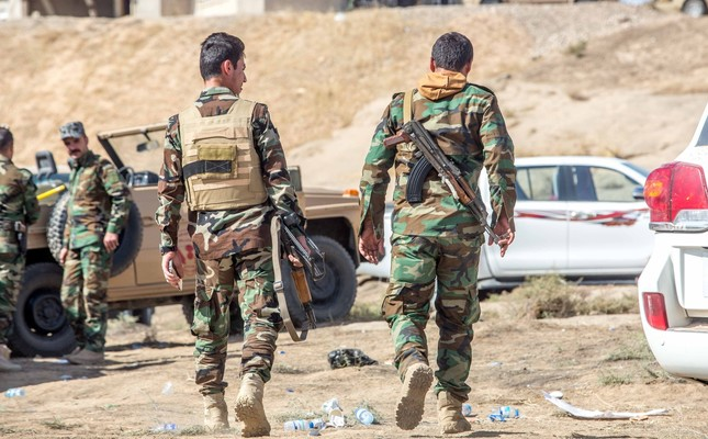 Victorious peshmerga expects Iraqi army to advance to Mosul