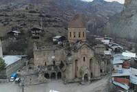 10th century church to boost tourism in Erzurum