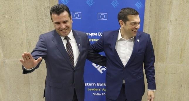 أثينا وسكوبيي تتفقان على اسم جمهورية مقدونيا الشمالية