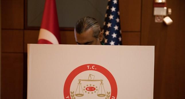 انطلاق عملية التصويت في الانتخابات التركية بالولايات المتحدة