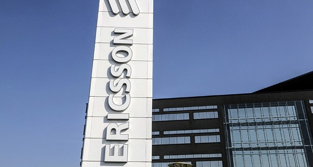 A general view of an office of Swedish telecom giant Ericsson is seen in Lund, Sweden, September 18, 2014. (Reuters Photo)