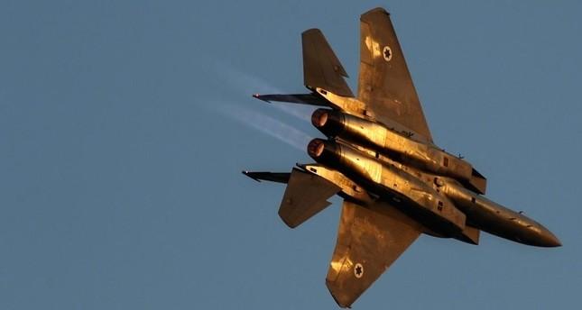 Israeli jets hit Palestinian base in eastern Lebanon