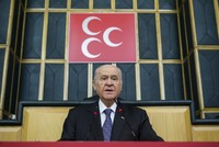 MHP leader accuses US over supporting terrorism