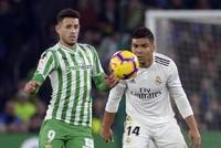 Injury-hit Real Madrid faces high-flying Sevilla