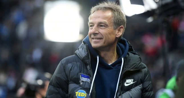 Klinsmann stepped down on Feb. 11 after just eight weeks on the job. Reuters Photo