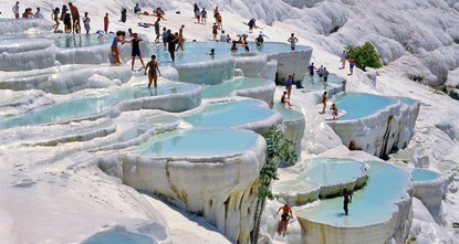 pThe Turkish government has started to establish a road map for boosting the thermal tourism sector to allow Turkey to play a leading role in the sector in the region. In this regard, Turkey aims...