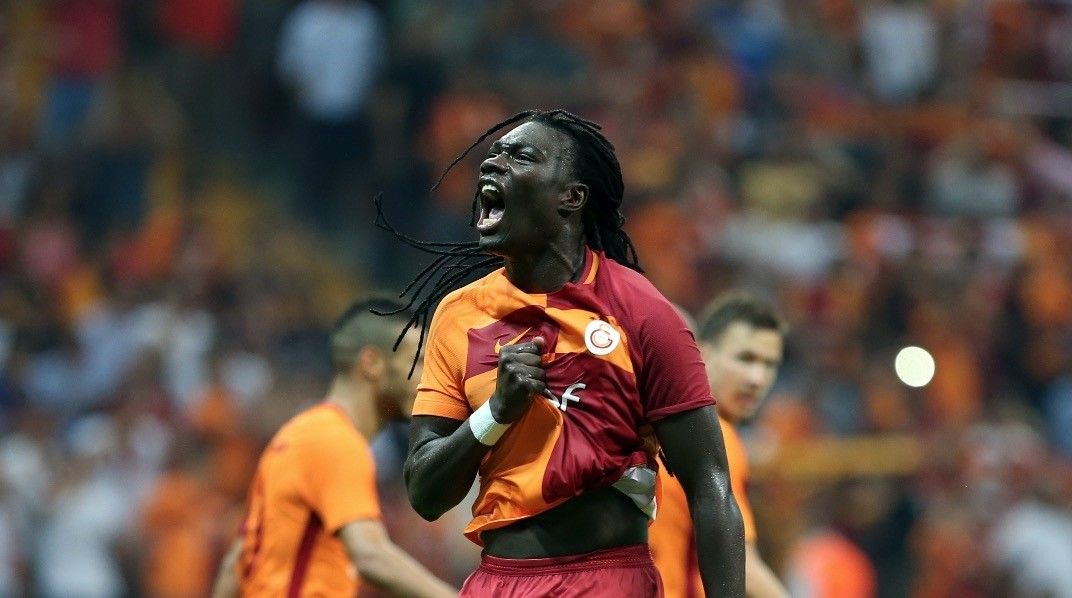 Galatasaray's prolific scorer Gomis continued to dazzle with his superb performance and has looked perfectly comfortable in the Turkish league.