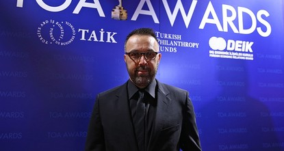 pTurkey now has voting power in Hollywood, Barbaros Tapan, the first-ever Turkish member of the Hollywood Foreign Press Association (HFPA) that conducts the annual Golden Globe Awards ceremony,...