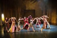فرقة رقص تركية تستعد لعرض ينقل معاناة اللاجئين إلى المسرح