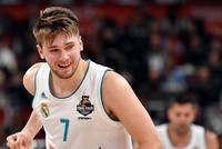 Luka Doncic becomes EuroLeague's youngest MVP