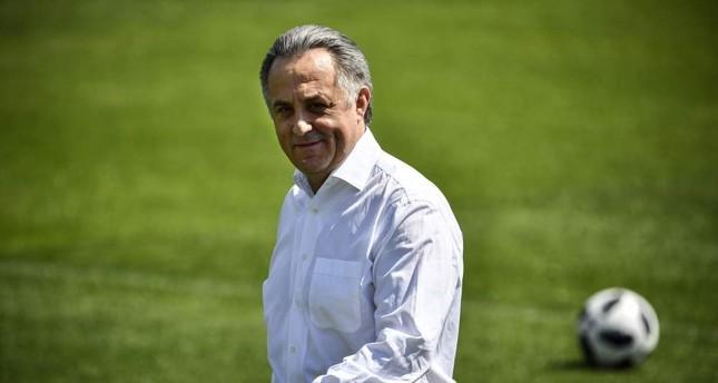 Russia's Mutko resigns as Football Union chief