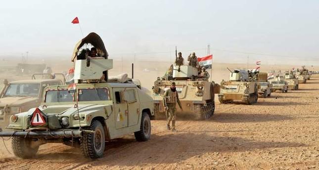 من 7 محاور.. العراق يطلق عملية عسكرية في صحراء غربي البلاد