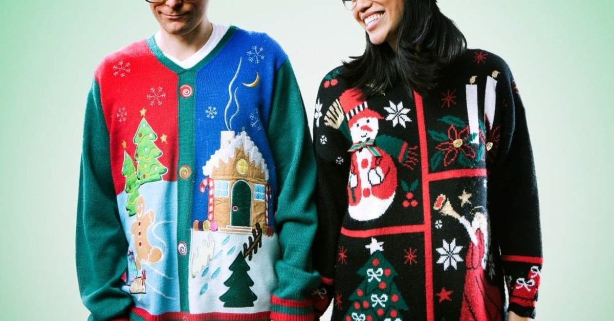 Worn only during the holiday time, Christmas jumpers are the ugly face of the fashion industry.