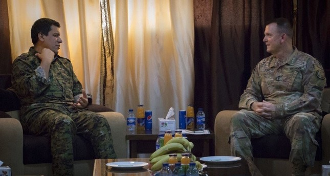 US commander meets with Turkey's most-wanted terrorist