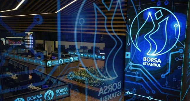 The benchmark index of Borsa Istanbul BIST 100 reached an all-time high at 124,536 points on Wednesday, Jan. 22, 2020. ?HA Photo