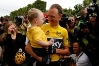 Froome wins 4th Tour de France title with marginal gains, great teammates