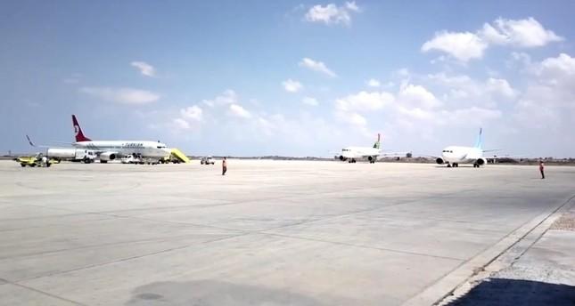 السلطات الليبية تعلق الملاحة في مطار معيتقية الدولي إلى إشعار آخر