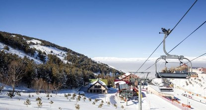 Ski resorts attracting more foreign visitors
