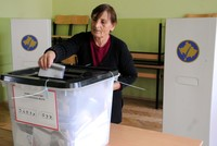 Kosovo's opposition Vetevendosje leads election: commission
