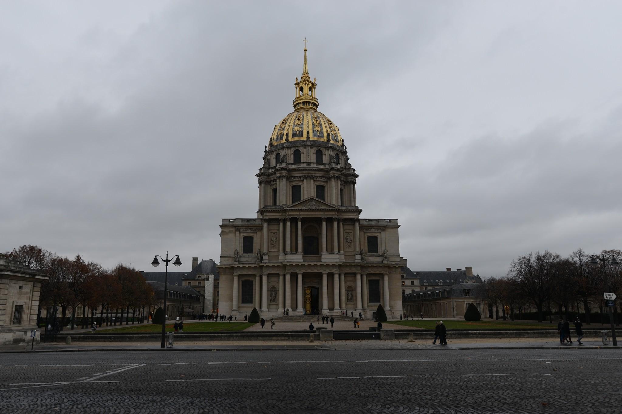 Musee de lu2019Armee (Army Museum) in Paris, France. (File Photo)