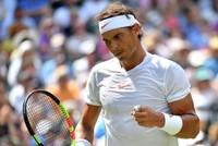 Nadal leads, Djokovic climbs in ATP rankings
