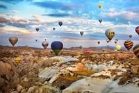 Cappadocia awaits tourists for magical hot air balloon fest