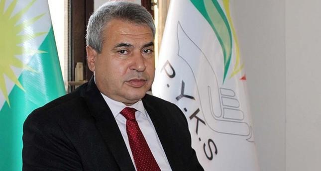 Syria's Kurdish National Council head Ibrahim Bıro (AA Photo)