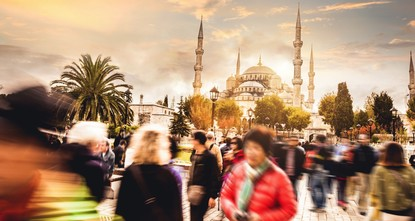 Searching the soul of the city: Get a taste of Istanbul with Sultanahmet tour