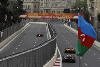 Azerbaijan's Baku extends F1 deal to 2023