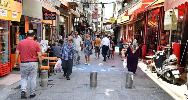 Turkey's consumer confidence up in July