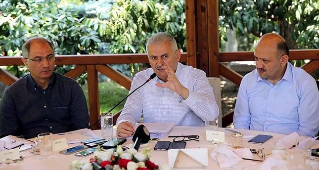 Gülen at centre of July 15 coup attempt, PM Yıldırım says