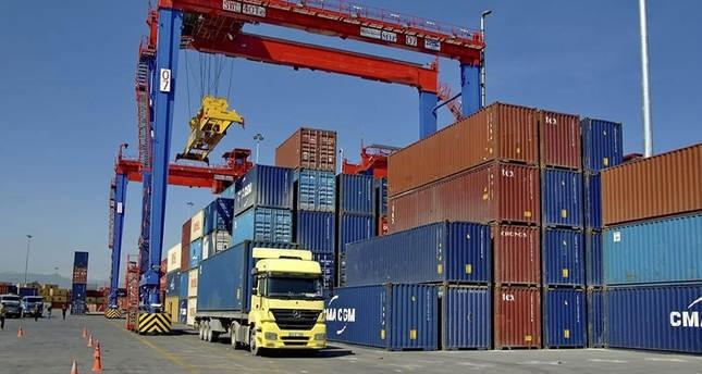 تراجع عجز التجارة الخارجية في تركيا بنسبة 32.5٪ خلال شهر يوليو