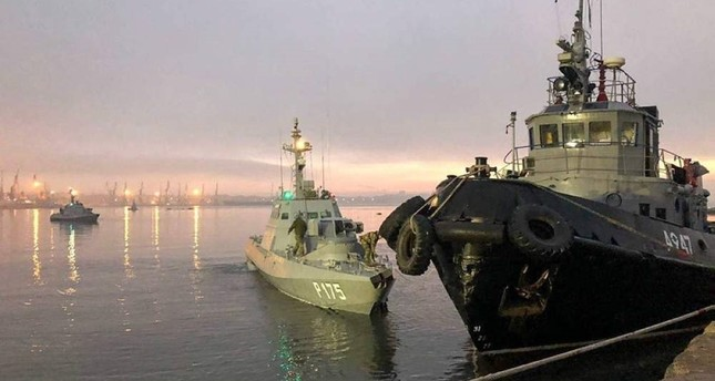 Russia to return seized ships to Ukraine: report