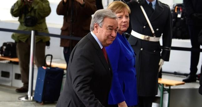 """غوتيريش يطالب بـ""""إجراءات فورية"""" لمنع حرب أهلية في ليبيا"""