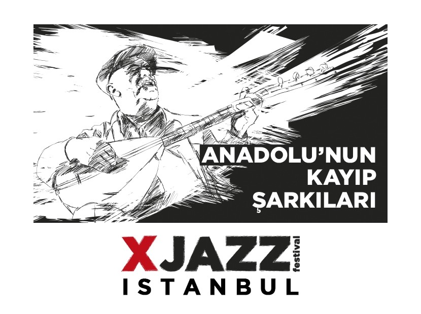 The poster reads  u201cLost Songs of Anatolia.u201d