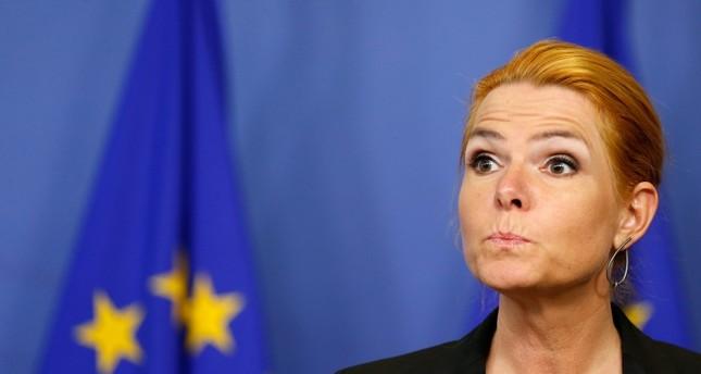 Inger Stojberg (EPA Photo)