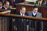 Egypt's Mubarak says needs permission from Sissi, military to testify against Morsi