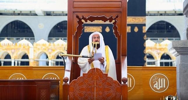 الشيخ السديس في خطبة الجمعة: حققوا مقاصد الصيام قولًا وعملا