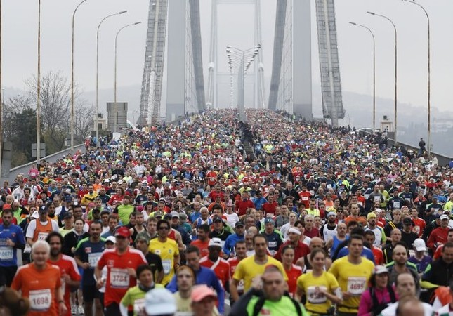 Thousands to run for healthy future in Istanbul Marathon