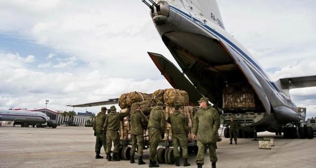 بالتزامن مع قصف اللاذقية.. فقدان الاتصال بطائرة روسية على متنها 14 عسكريا بسوريا