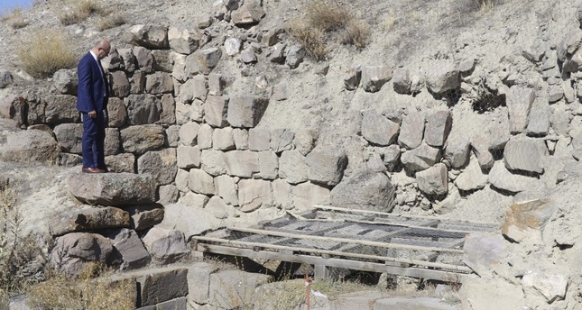 Historic 2,900-year-old Urartu city to serve as open-air museum