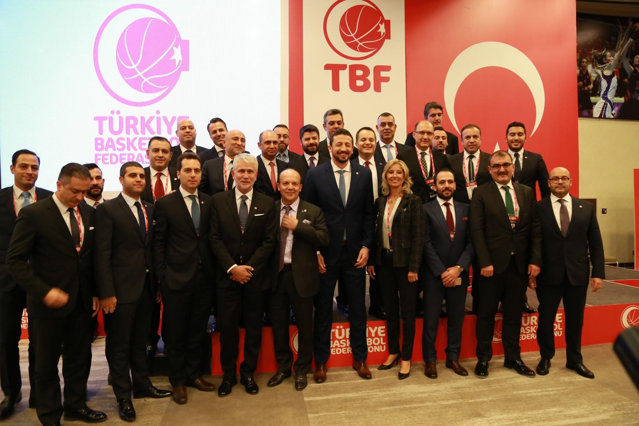 Hidayet Hedo Türkoğlu elected as new president of Turkish