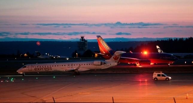 الشرطة الأمريكية: اختطاف طائرة من مطار سياتل ليس عملاً انتحارياً