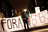 Stocks plunge, opposition angry as Brazil corruption crisis surrounding President Temer deepens