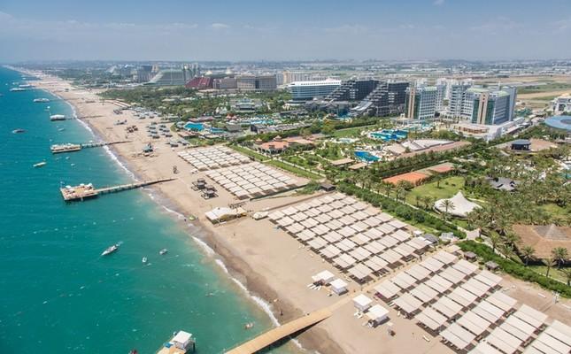 The renowned Lara Beach in Antalya, southern Turkey. (iStock Photo)