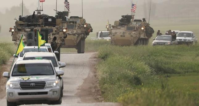 Türkei: Syrische US-Stützpunkte nicht offengelegt