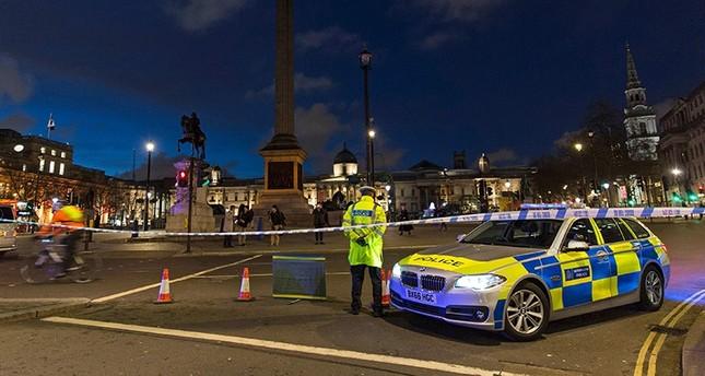 British police arrest 7 in London terror probe