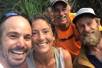 US woman missing for 2 weeks rescued from forest in Hawaii's Maui