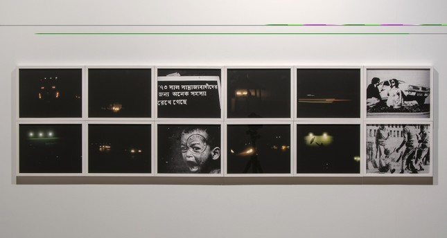 """Naeem Mohaiemen, """"The Year 1973 Created Many Problems for the Imperialists,"""" 2013."""